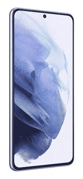 Téléphone Samsung Samsung Galaxy S21 128Go Blanc SC
