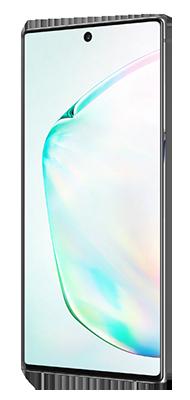 Téléphone Samsung Samsung Galaxy Note 10+ Argent Bon état