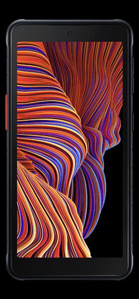 Téléphone Samsung Samsung Galaxy Xcover 5 Noir