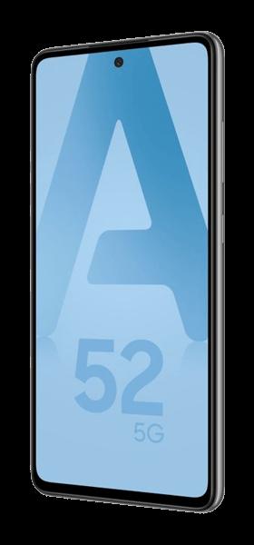 Téléphone Samsung Samsung Galaxy A52 5G Noir