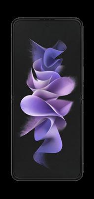 Téléphone Samsung Samsung Galaxy Z Flip 3 128Go Noir