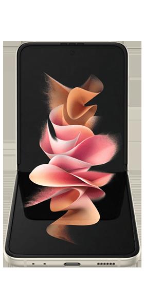 Téléphone Samsung Samsung Galaxy Z Flip 3 128Go Crème