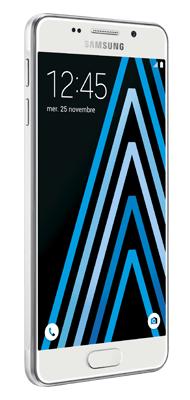 Téléphone Samsung Galaxy A3 2016 Blanc