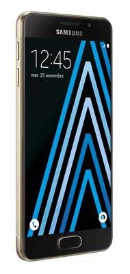 Téléphone Samsung Galaxy A3 2016 Or