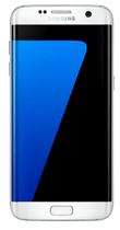 Téléphone Samsung Galaxy S7 edge blanc