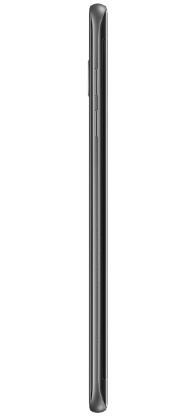 Téléphone Samsung Galaxy S7 edge noir