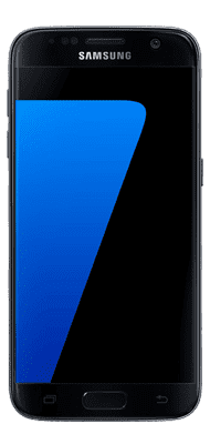 T�l�phone Samsung Galaxy S7 noir