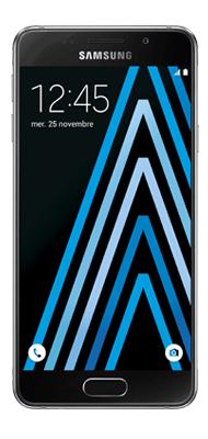 T�l�phone Samsung Galaxy A3 2016 Noir