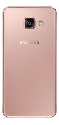 Téléphone Samsung Galaxy A3 2016 Rose