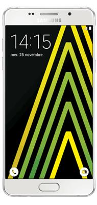 Téléphone Samsung Galaxy A5 2016 Blanc