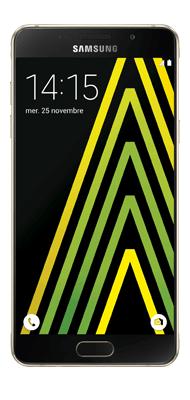 Téléphone Samsung Galaxy A5 2016 Or