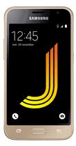 T�l�phone Samsung Galaxy J1 2016 Or