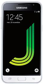 T�l�phone Samsung Galaxy J3 2016 Blanc