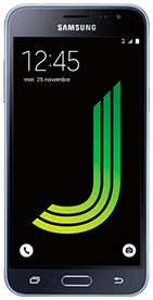 T�l�phone Samsung Galaxy J3 2016 Noir
