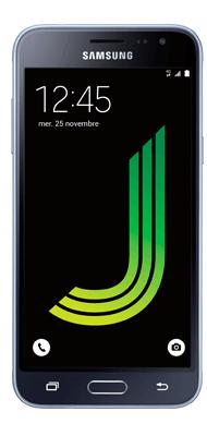 Téléphone Samsung Galaxy J3 2016 Noir