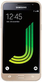 T�l�phone Samsung Galaxy J3 2016 Or
