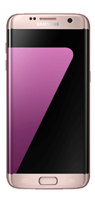 T�l�phone Samsung Galaxy S7 edge Rose