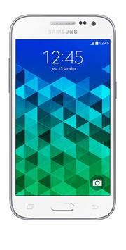 Téléphone Samsung Galaxy Core Prime VE blanc Comme neuf
