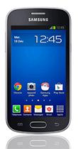 Téléphone Samsung Galaxy Trend 2 Lite noir Comme neuf
