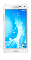 Téléphone Samsung Galaxy A5 Blanc Comme neuf