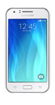 Téléphone Samsung Galaxy J1 blanc Comme neuf
