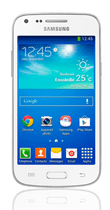 Téléphone Samsung Core plus Blanc Comme neuf