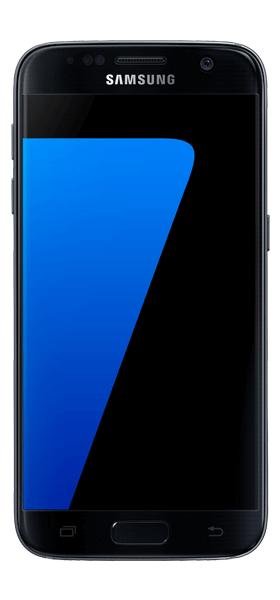 Téléphone Samsung Galaxy S7 noir Comme neuf