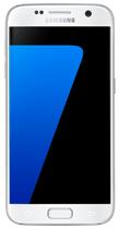 T�l�phone Samsung Galaxy S7 blanc Comme neuf