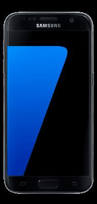 Téléphone Samsung Galaxy S7 edge noir Comme neuf