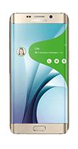 Téléphone Samsung Galaxy S6 Edge Plus Or Comme neuf