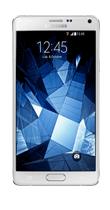 Téléphone Samsung Galaxy note 4 Blanc Comme neuf