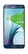 T�l�phone Samsung Galaxy S6 Edge Plus Noir Comme neuf