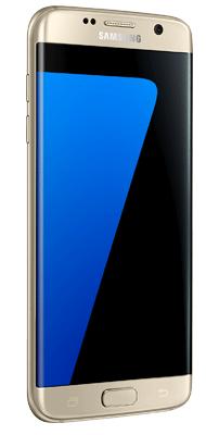 Téléphone Samsung Samsung Galaxy S7 edge or Comme neuf