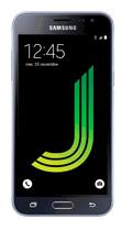 Téléphone Samsung Galaxy J3 2016 Noir Comme neuf