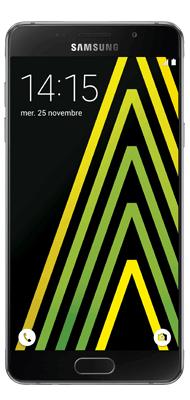 Téléphone Samsung Samsung Galaxy A5 2016 Noir Comme neuf