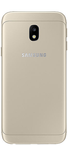 Téléphone Samsung Galaxy J3 2017 Or