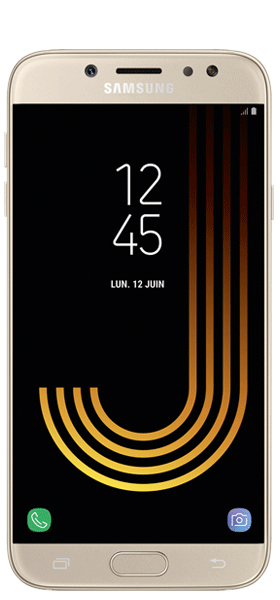 Téléphone Samsung Galaxy J7 2017 Or