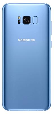 Téléphone Samsung Galaxy S8+ Bleu Corail