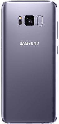 Téléphone Samsung Galaxy S8+ Orchid Grey Comme Neuf