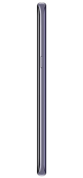 Téléphone Samsung Galaxy S8+ Orchid Grey Comme Neuf
