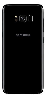 Téléphone Samsung Galaxy S8+ Midnight Black Comme Neuf