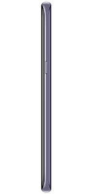 Téléphone Samsung Galaxy S8 Orchid Grey Comme Neuf