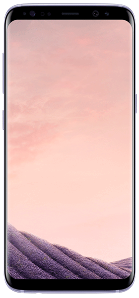 Téléphone Samsung Samsung Galaxy S8 Orchidée Comme Neuf