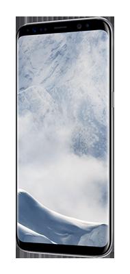 Téléphone Samsung Samsung Galaxy S8 Argent Polaire Comme Neuf