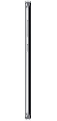 Téléphone Samsung Galaxy S8+ Artic Silver Comme Neuf