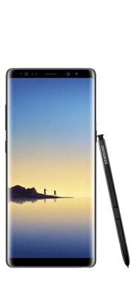 Téléphone Samsung Galaxy Note 8 Noir Carbone Comme Neuf
