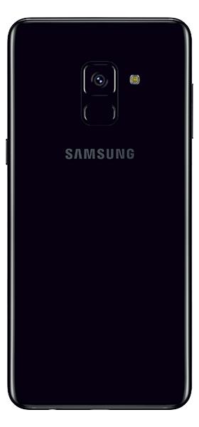 Téléphone Samsung Galaxy A8 noir