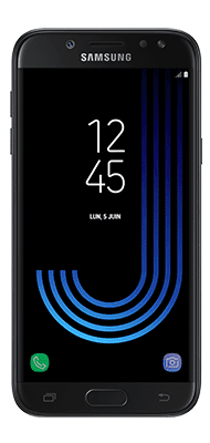 Téléphone Samsung Galaxy J5 2017 noir