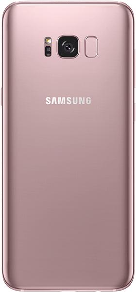 Téléphone Samsung Galaxy S8+ rose