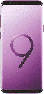 Téléphone Samsung Galaxy S9+ Ultra Violet